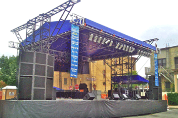 32'x24' Stage